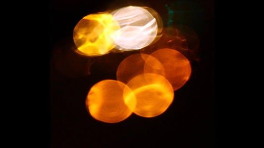 Thumbnail for Traffic Bokeh Fireball 3 - Full HD