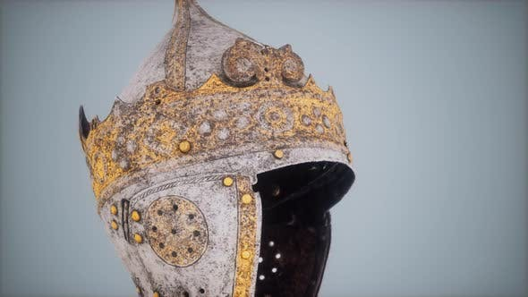 Thumbnail for King Gustav Ancient Helmet