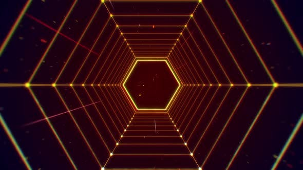 Thumbnail for Hexagon Grid Background