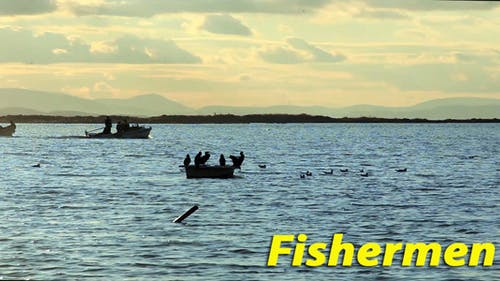 Fishermen Returned Home