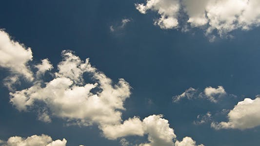 Thumbnail for Clouds At High Noon Time Lapse 2 - Full HD
