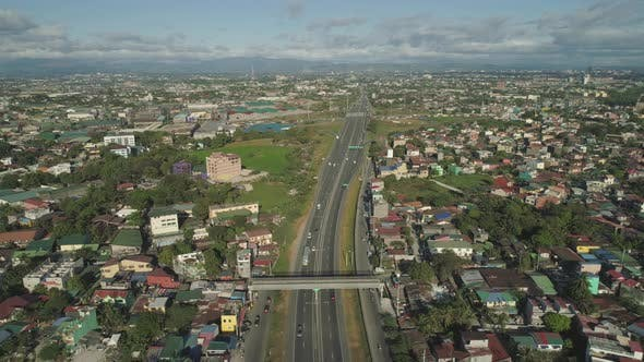 Thumbnail for Road Junction in Manila, Philippines
