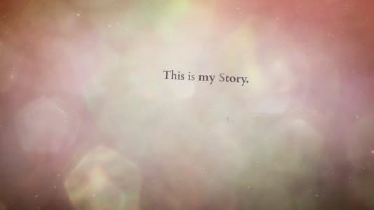 Thumbnail for Tell Your Story
