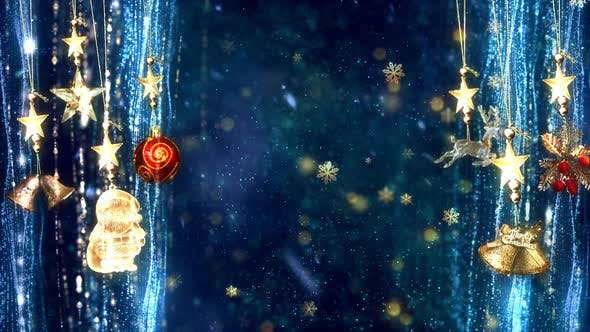 Thumbnail for Christmas Background 5