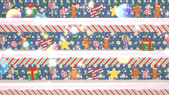 Thumbnail for Christmas Toys Shelve