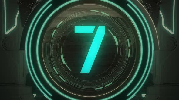 Sci Fi Countdown Main