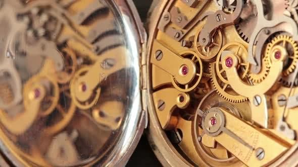 Thumbnail for Pocket Watch Movement Chronometer 5