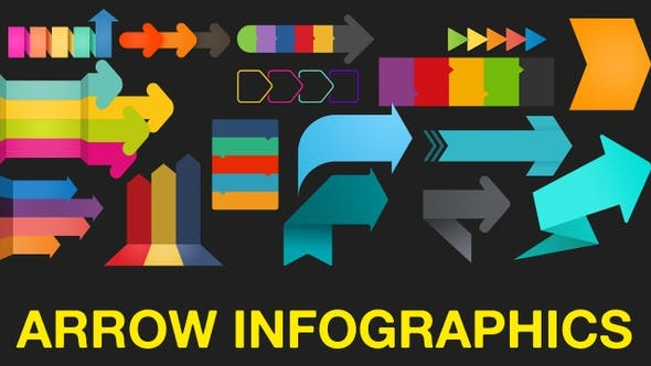 Thumbnail for Arrow Infographics