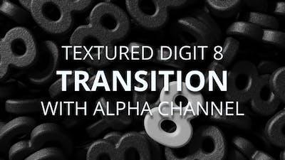 Digit 8 transition
