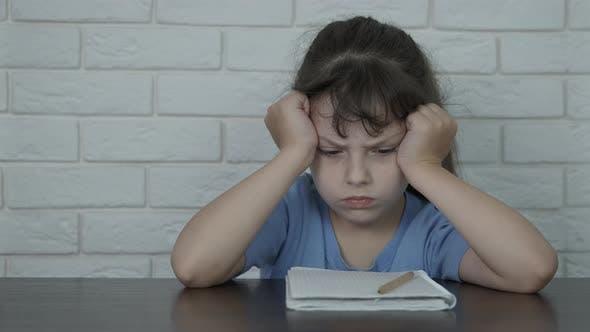 Stressed education.