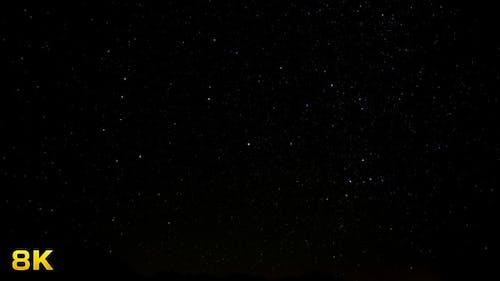 Rotational Movement of the North Polaris Star Around the Center