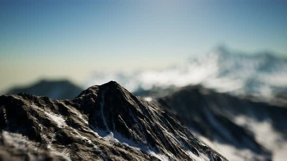 Thumbnail for Winter Landscape in Mountains