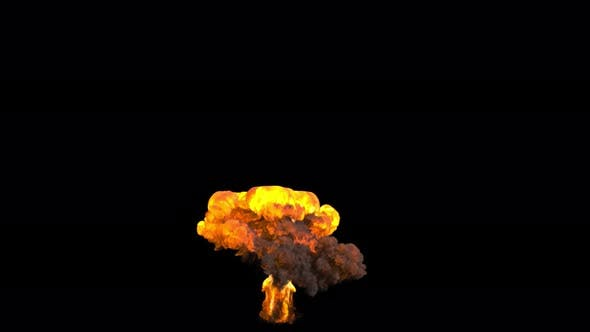 Thumbnail for Explosion War 4K