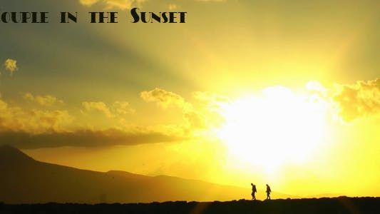 Thumbnail for Couple in the Sunset