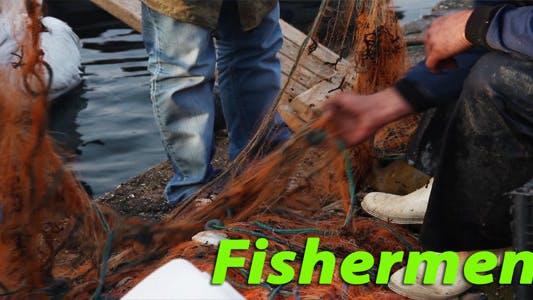 Thumbnail for Fishermen Net