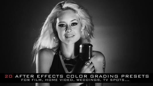 Thumbnail for Color Grading HD