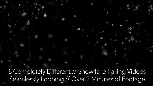 Thumbnail for Snow Falling