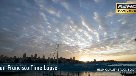 Thumbnail for San Francisco Time Lapse