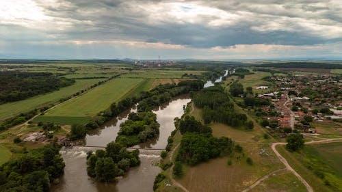 European Maritsa River Hyperlapse