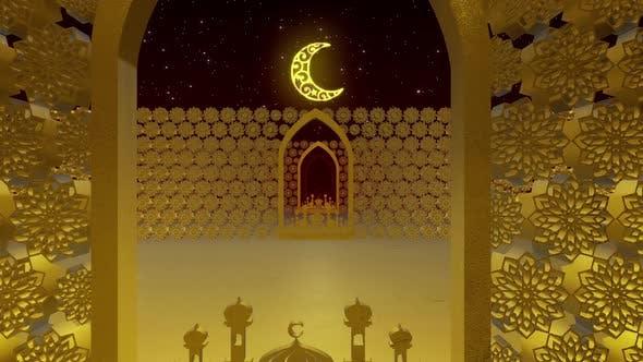 Thumbnail for Ramadan Kareem Bg 02 Hd