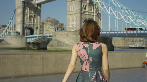 Thumbnail for Tourist in London
