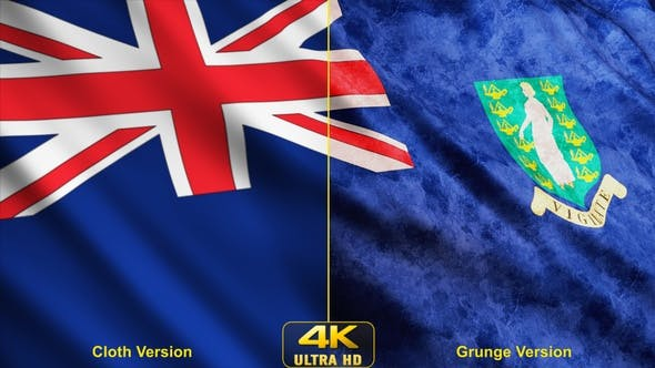Thumbnail for British Virgin Islands Flags
