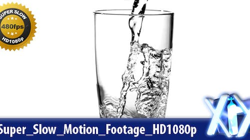 Pure Water 480fps