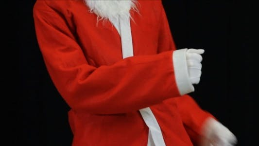 Thumbnail for Dancing Santa Claus