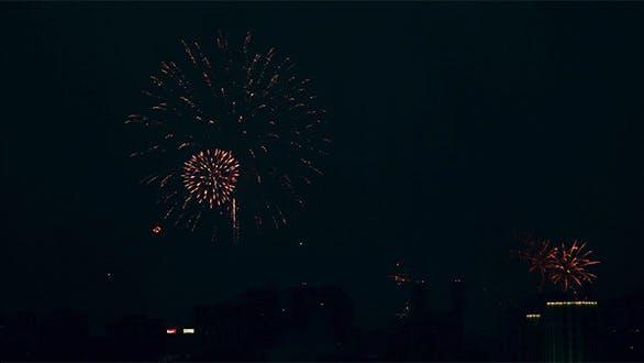 Cover Image for Festive Fireworks