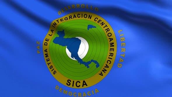 Central American Integration System Flag