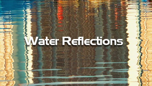 Cover Image for Water Reflections