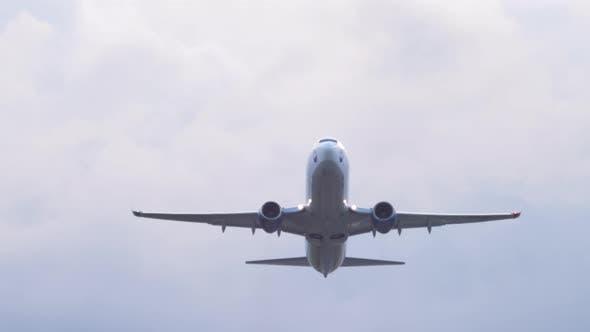 Thumbnail for Jet Airplane Take-off