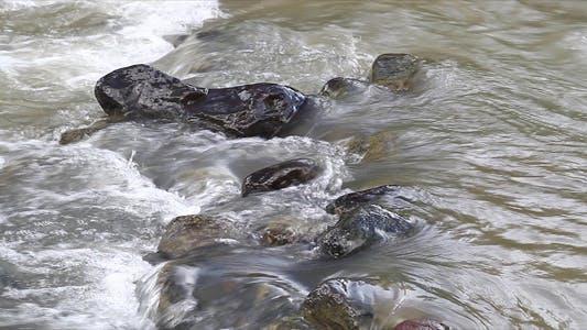 Thumbnail for River Stream Flow 1 - Full HD