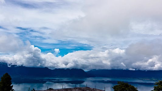 Thumbnail for Maninjau Lake and Clouds Time Lapse 3 - Full HD