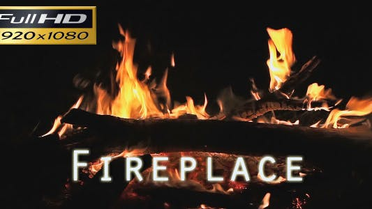Thumbnail for Fireplace FULL HD