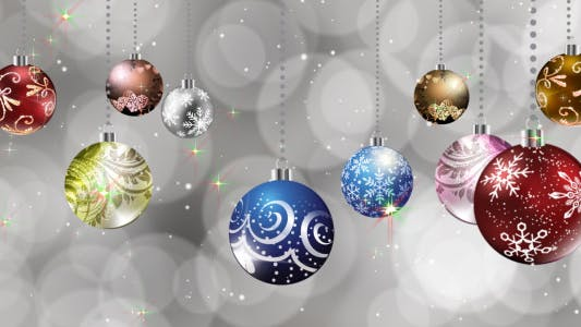 Thumbnail for Christmas Background 02