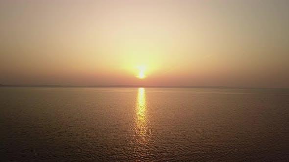 Thumbnail for Golden Sunset in Denmark