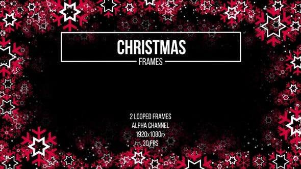 Thumbnail for Christmas Frames