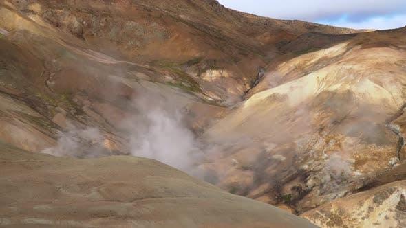 Thumbnail for Kerlingarfjoll Geotermal Area
