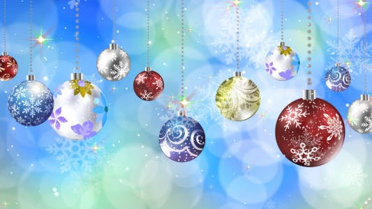 Thumbnail for Christmas Background 03