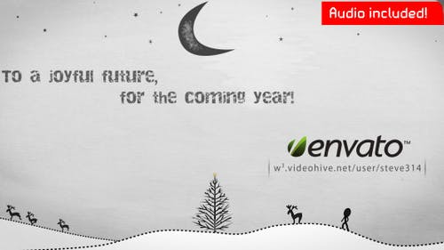Inkman presents Xmas & New year's Greetings (AE)