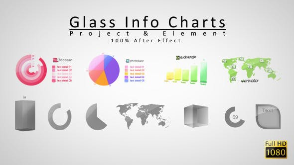 Thumbnail for Glass Info Charts