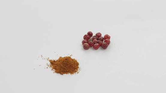 Thumbnail for Red Pepper Powder Rotation