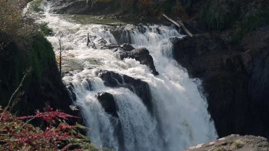 Thumbnail for Snoqualmie Falls Waterfall