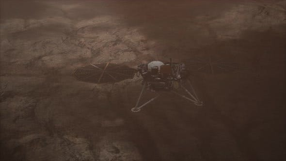 Thumbnail for Insight Mars Exploring the Surface of Red Planet