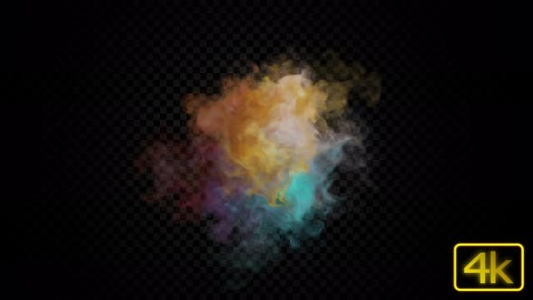 Cover Image for Colorful Smoke
