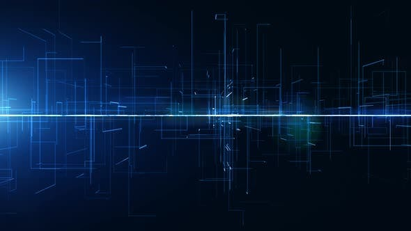 Technology Digital Abstract Background 1005