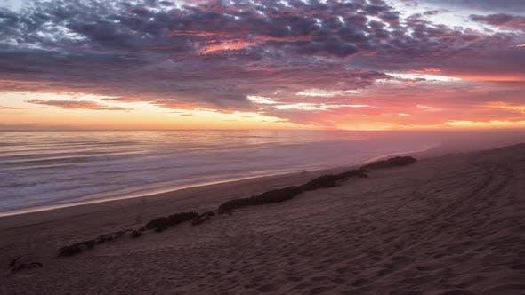 Cover Image for Sunrise Ocean Beach
