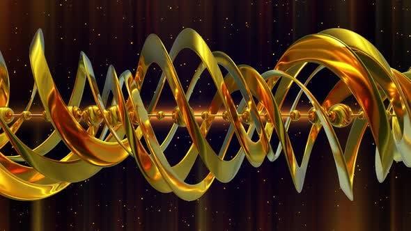 Pattern Golden Spirals