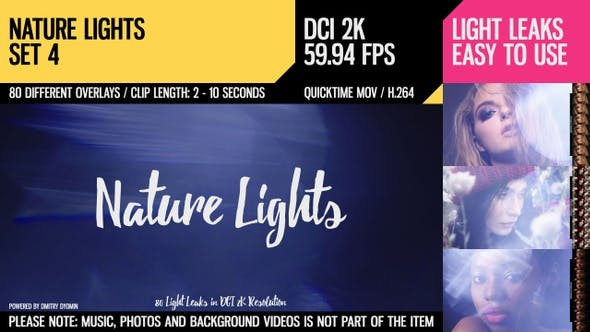 Thumbnail for Nature Lights (HD Set 4)